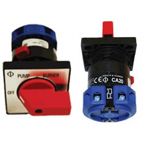 2255 Kraus-Naimer 120 Volt 30 amp Cam Switch