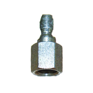 """2318 1/8"""" FPT Zinc Coated Steel Plug"""