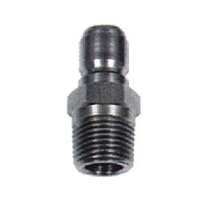 """2319 1/8"""" MPT Zinc Coated Steel Plug"""