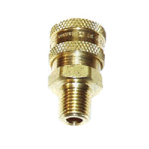 "1200 1/4"" MPT Brass Socket"
