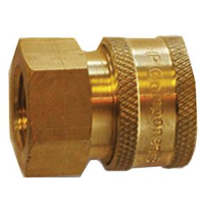 "2401 3/8"" Brass Socket"
