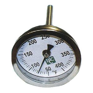 """2428 1/4"""" MPT 3000 PSI Temperature Gauge"""