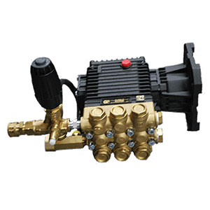 "Pumps Made Ready 1"" Gas Flange Hollow Shaft Pump 2992"
