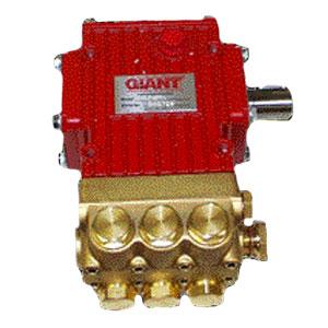 3149 24mm Hollow Shaft Triplex Plunger Pump