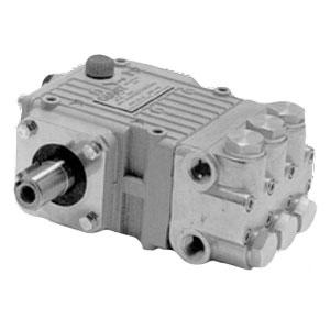3158 28mm Hollow Shaft Triplex Plunger Pump