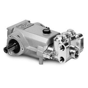 3166 24mm Hollow Shaft Triplex Plunger Pump