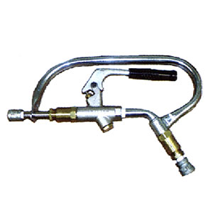 Walters Lever Control Gun with Swivel In/Out 3186