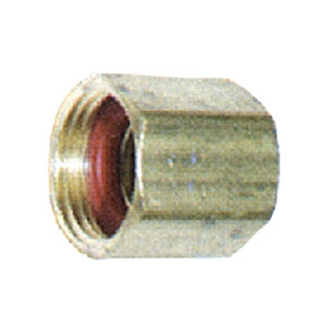 """3/4"""" FGH X 3/4"""" MPT Brass Coupling 3253"""