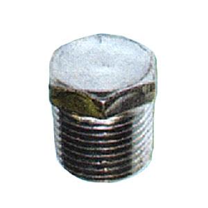 """1/2"""" Steel Hex Plug 2575"""