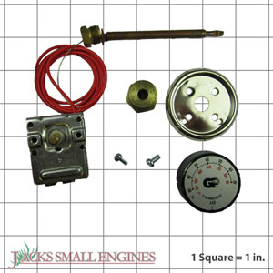 3943 Adjustable Thermostat with Remote Probe