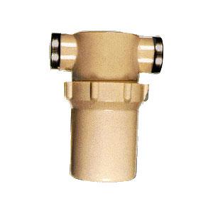 "4426 1"" FPT 80 Mesh White Bowl Water Filter"