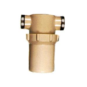 "4432 1 1/2"" FPT 50 Mesh White Bowl Water Filter"