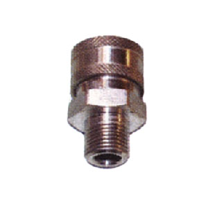 """2025 3/8"""" MPT Stainless Steel Socket"""