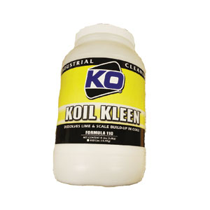 4791 Case of 4-8 Pound Comtainers of Koil Kleen