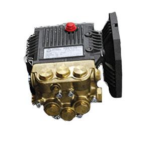 "5180 5/8"" Electric Flange Hollow Shaft Triplex Plunger Pump"