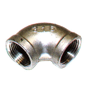 "5206 3/8"" FPT Stainless Steel Elbow Fitting"