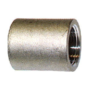 "5216 1/2"" FPT Stainless Steel Coupler"