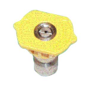"""5288 1/4"""" GP 15° Quick Change Yellow Nozzle"""
