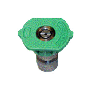 "5293 1/4"" GP 25° Quick Change Green Nozzle"