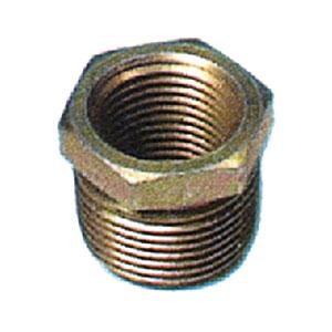 "1/2"" FPT X 1/4"" MPT Steel Bushing 2577"