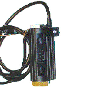 "6169 Meccanica Veneta 3/8"" FPT Vertical Flow Switch"