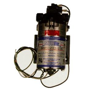 6203 115v Santoprene Diaphragm Pump