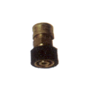 "6323 22mm Plug X 3/8"" Quick Connect Socket"