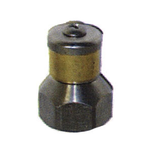 """6672 4.5-1/4"""" Inlet 3000 PSI Rotating Sewer Nozzle"""