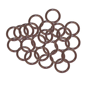 "2228 Package of 25 1/2"" Viton O-Rings"