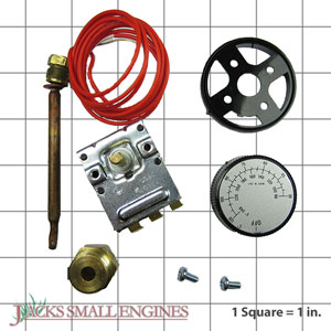 6712 Adjustable Thermostat with Remote Probe