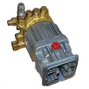 """6743 3/4"""" AXD Gas Flange Hollow Shaft Triplex Plunger Pump"""