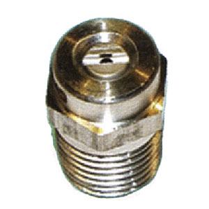 """6819 1/4"""" MPT 40° Spray Nozzle"""