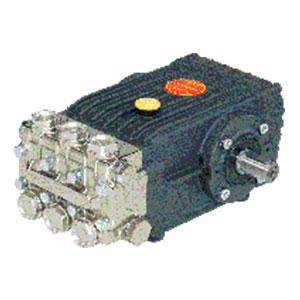 6881 24mm HTS Series Solid Shaft Triplex Plunger Pump
