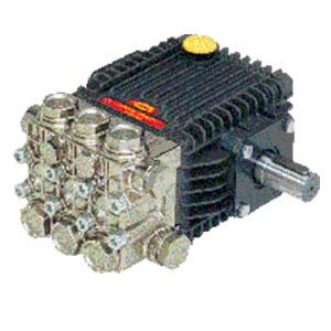 6883 24mm HTX Series Solid Shaft Triplex Plunger Pump