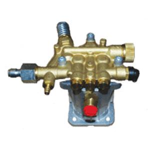 "6939 3/4"" VRX Consumer Series Horizontal Shaft Triplex Plunger Pump"
