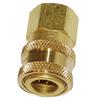 """3/8"""" FPT Hansen Brass Socket 1199"""