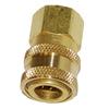 "1/2"" FPT Brass Socket 1486"