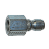 "1/2"" FPT Zinc Coated Steel Plug 1487"