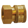 "3/8"" Brass Socket 2401"