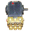24mm Solid Shaft Triplex Pluger Pump 2505