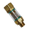 """Duraview 3/4"""" X 3/8"""" Inlet Water Filter No Ports 5181"""