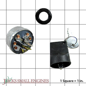 128010 Ignition Switch Key