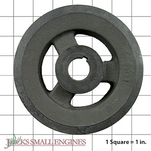 31012A ENGINE PULLEY