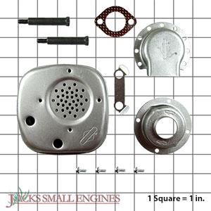 494585 Muffler Kit