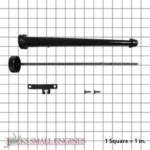 495715 Dipstick Tube Assembly