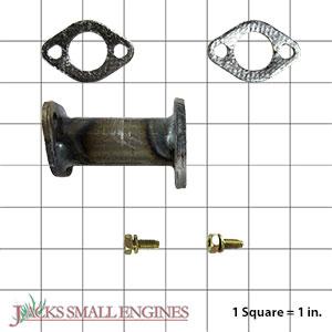 497140 Manifold Exhaust