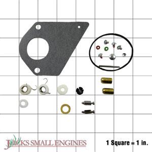 Briggs /& Stratton  195707-0101 to 4527 Carburetor Carb Rebuild Kit FREE Shipping