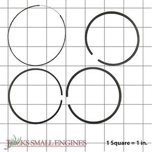 499631 Piston Rings
