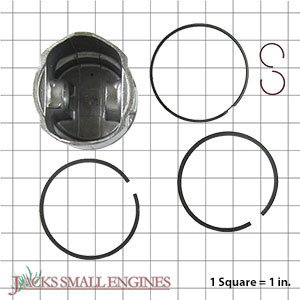 696397 Piston Kit