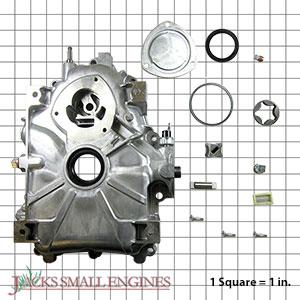 796307 Engine Sump